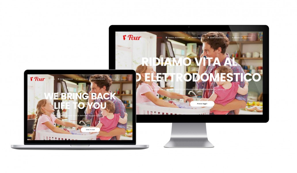 Centro Assistenza Came.Branding For Fixer Logo Design Brand Identity