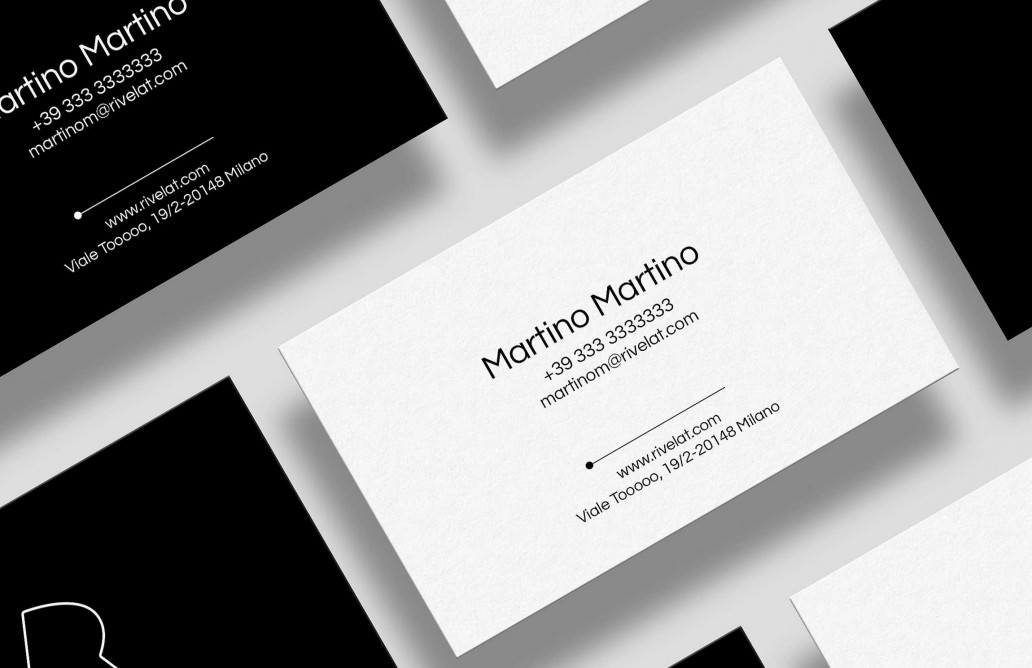 Branding work brand design agency milano bcbrandesign business card design colourmoves